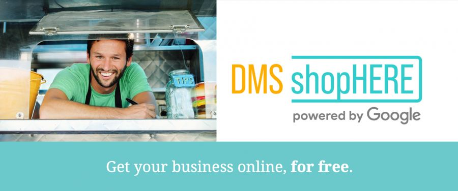 Get your business online, for free.